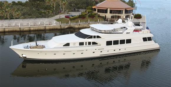 Christensen Yachts MOTORYACHT