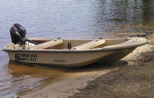 Carolina Skiff JV13TH Manufacturer Provided Image