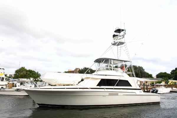 Bertram Sport Fish PORT PROFILE