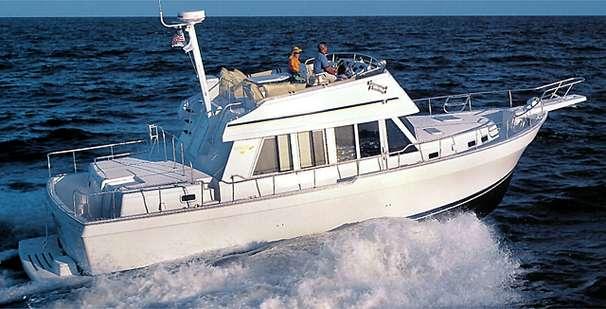 Mainship 430 Trawler Manufacturer Provided Image