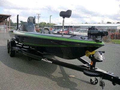 Falcon Boats 205