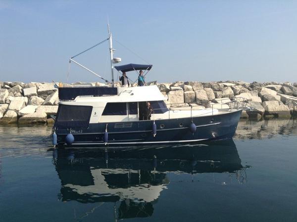 Beneteau Swift 42 Trawler / VAT paid