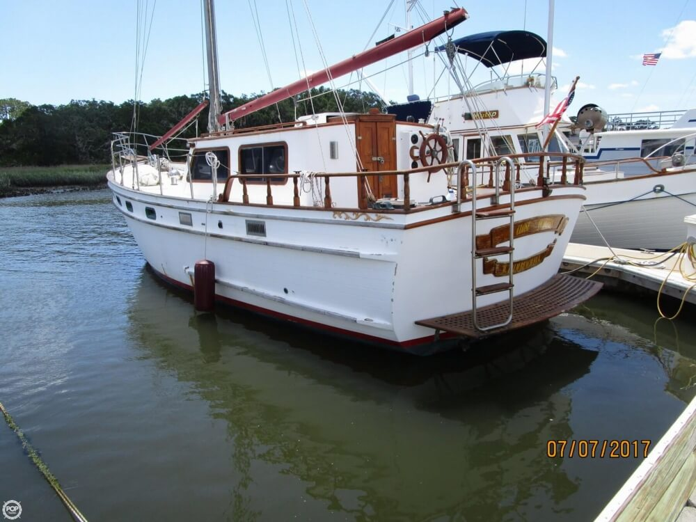 Island Trader 39 1985 Island Trader 39 for sale in Jekyll Island, GA