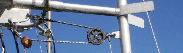 bronze pulleys