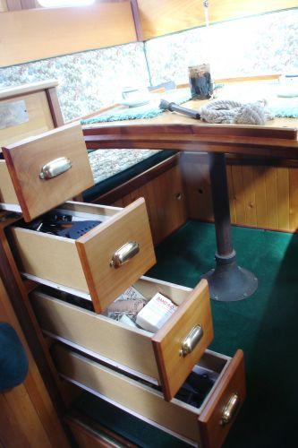 galley storage