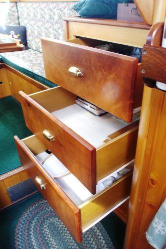 more salon storage