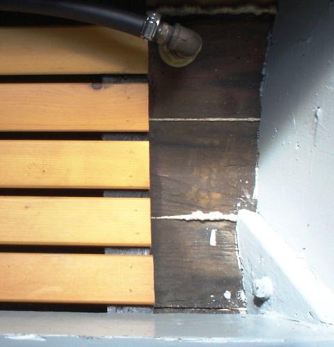 inside dry hull