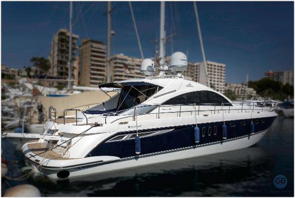 Fairline Targa 62 GT Fairline Targa 62 Gran Turismo
