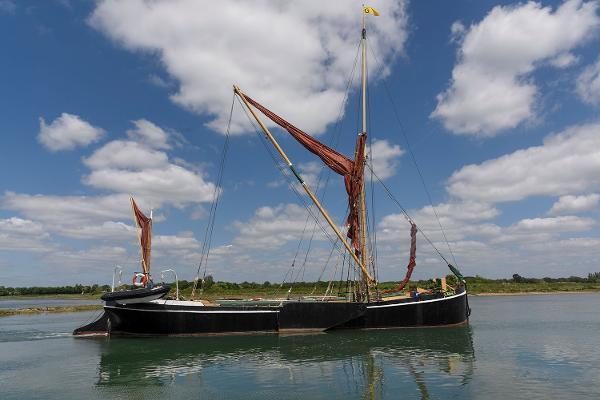 Thames Barge Thames Sailing Barge