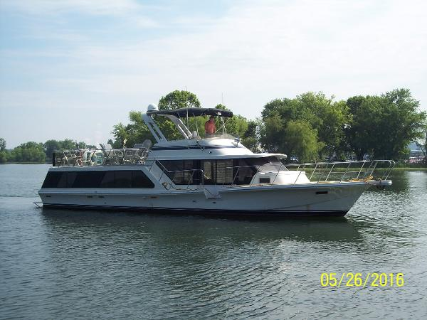Bluewater Yachts 510