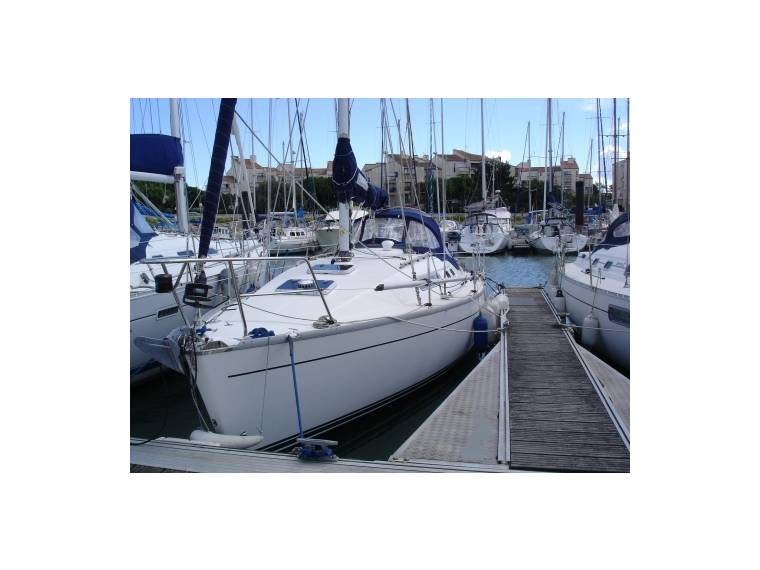 Elan marine MARINE PROJECTS MOODY 31 S QUILLARD EB43676