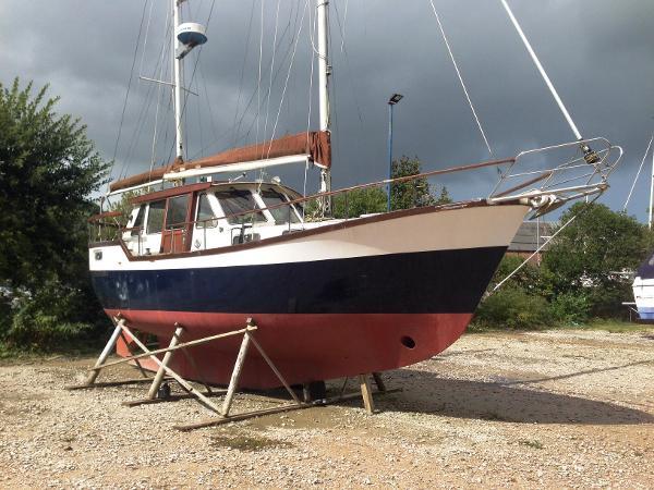 Nauticat 33 Nauticat 33 Mk II