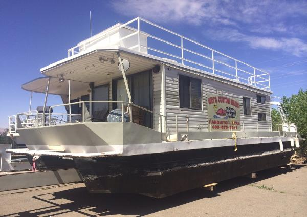 Mastercraft 50 x 14 Pontoon Houseboat