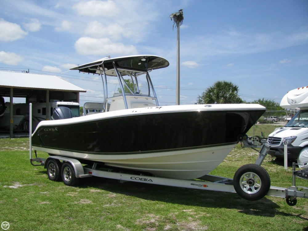 Cobia 237CC 2013 Cobia 23 for sale in Edgewater, FL