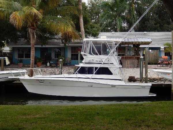 Viking Yanmar Repower 35 Convertible Viking 35 Convertable 1980