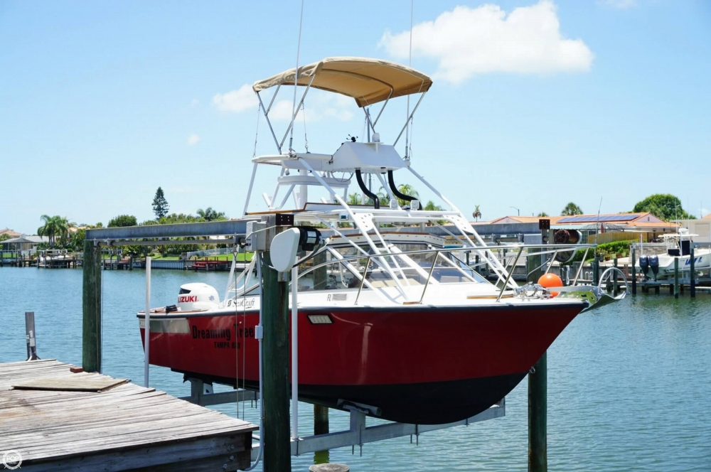 Sea Craft 23 Sceptre 1976 SeaCraft 23 for sale in Saint Petersburg, FL
