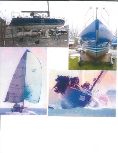 Andrews Design Built by Westerly 38