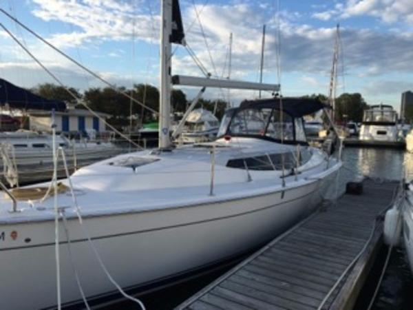 Marlow-Hunter 33E