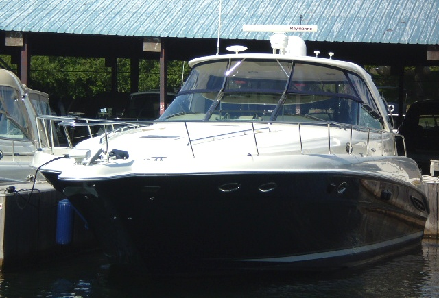 Sea Ray 460 Sundancer - Brokerage Boat