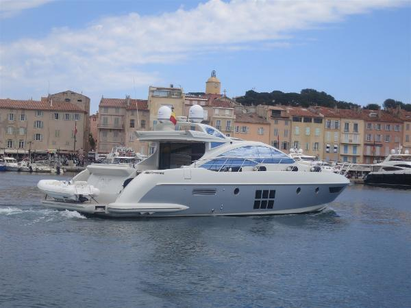 Azimut 62S 2015-05 ONE in Côte d'Azur - 298