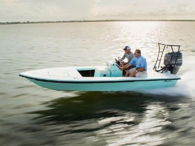 Maverick Boat Co. 17 HPX-V
