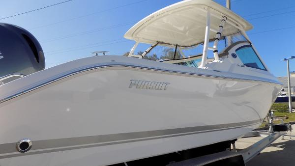 Pursuit DC 266 Dual Console