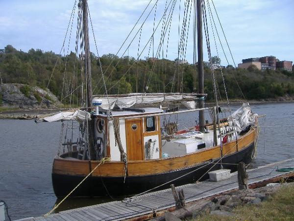 Baltic Trader Ketch Motorsailer