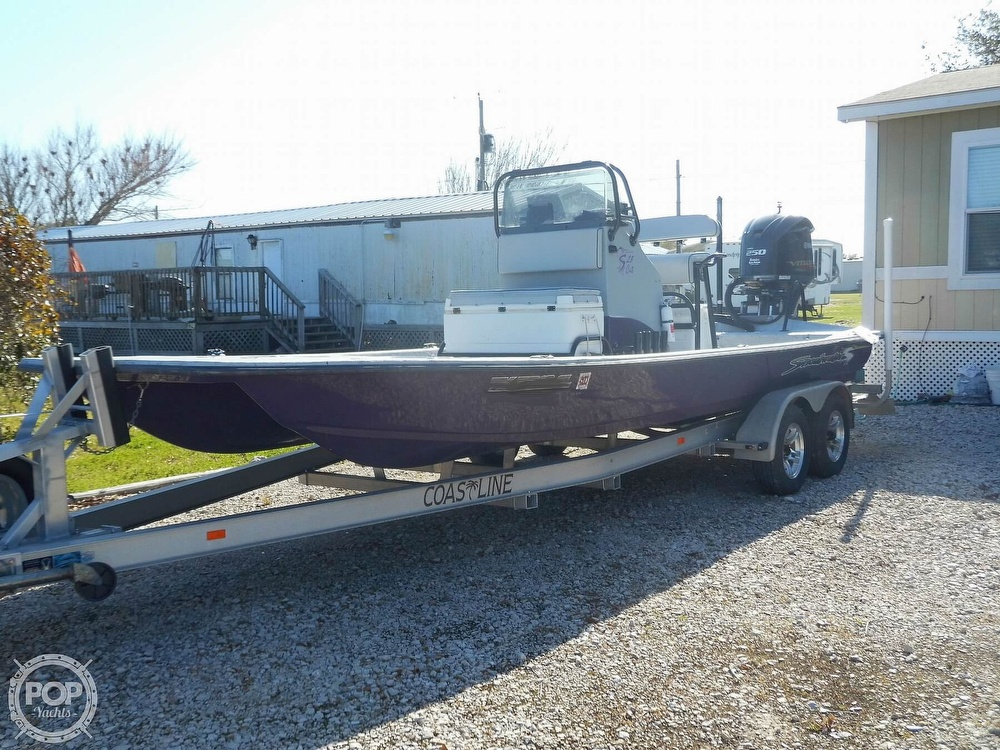 Shoalwater 23 Cat 2015 Shoalwater 23 CAT for sale in Port O'connor, TX