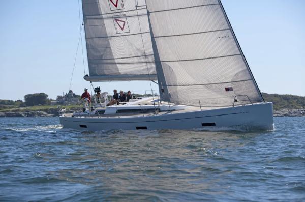 Grand Soleil Brenta 54 Panta Rhei sailing