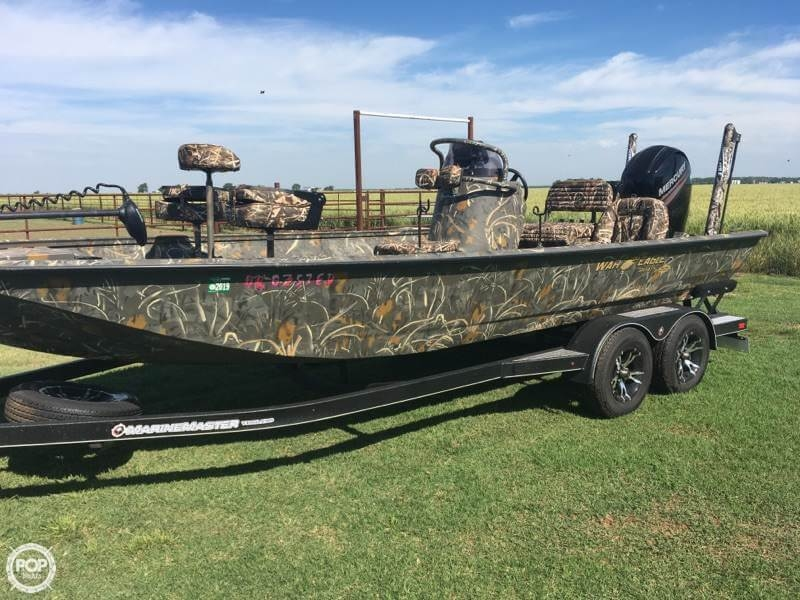 War Eagle 2170 CC Black Hawk 2017 War Eagle 21 for sale in Cherokee, OK