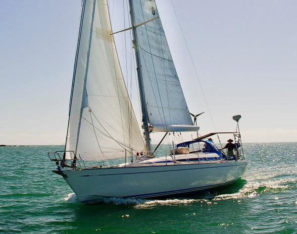 Swan 44 MKII