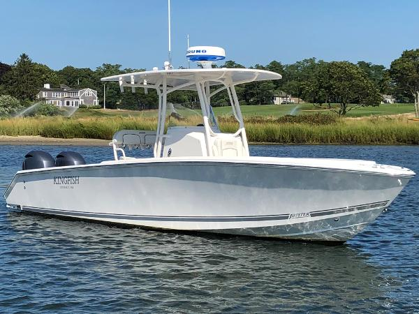 Jupiter 26FS Center Console
