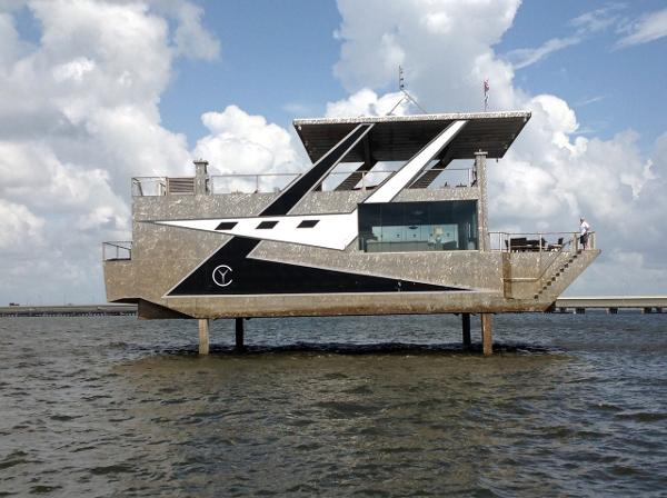 Houseboat Cubic Yacht