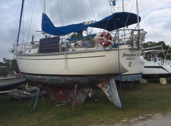 Watkins 36' Sailboat