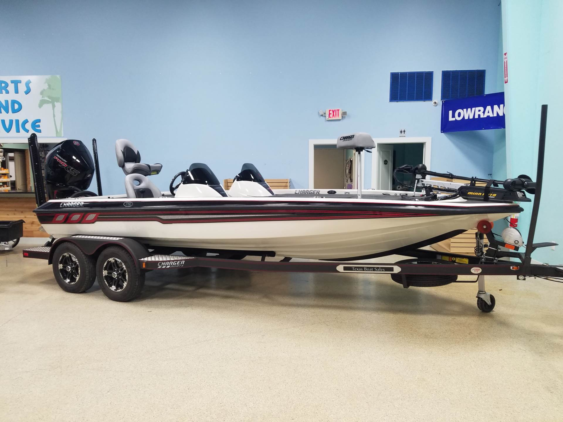 Charger Boats 210 Elite