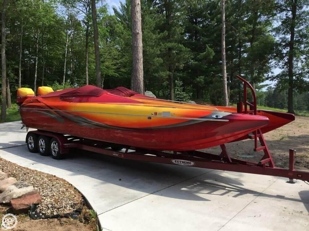 Eliminator Boats Daytona 30 2008 Eliminator Daytona 30 for sale in Cross Lake, MN