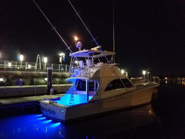 Jersey Dawn 47 Sportfish