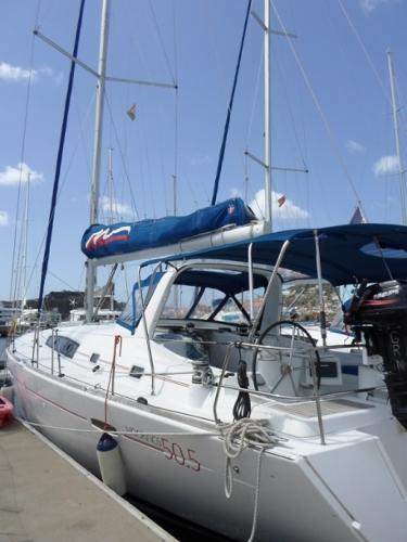 Beneteau Oceanis 50 Family Tack Till Nordic