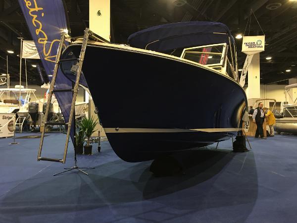 Rossiter 20 Coastal Cruiser 20 Rossiter For Sale In-Stock