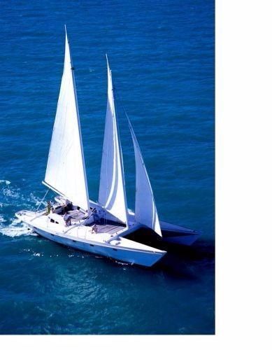 Constellation Yachts Gaff Rigged Schooner 64