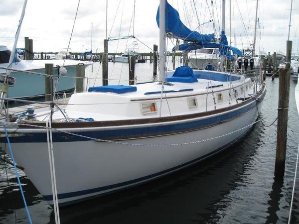 Gulfstar 53 Motorsailer Gulfstar 53 Motorsailer Ketch Rig 1974 Edwards Yacht Sales