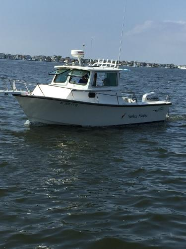 Steiger Craft 23 Chesapeake2007 power