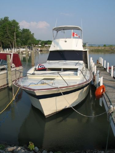 Chris-Craft 37 Roamer