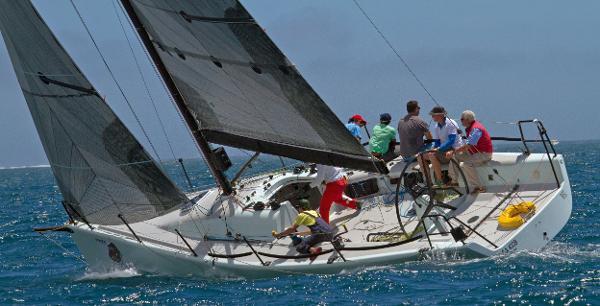 Windsong Yachts Reichel Pugh 37