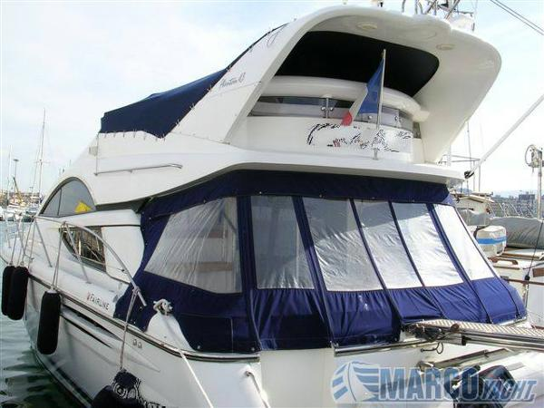 "Fairline Phantom 43"" fly"