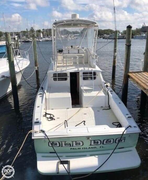 Bertram 31 Flybridge Cruiser 1972 Bertram 31 FB for sale in Tarpon Springs, FL
