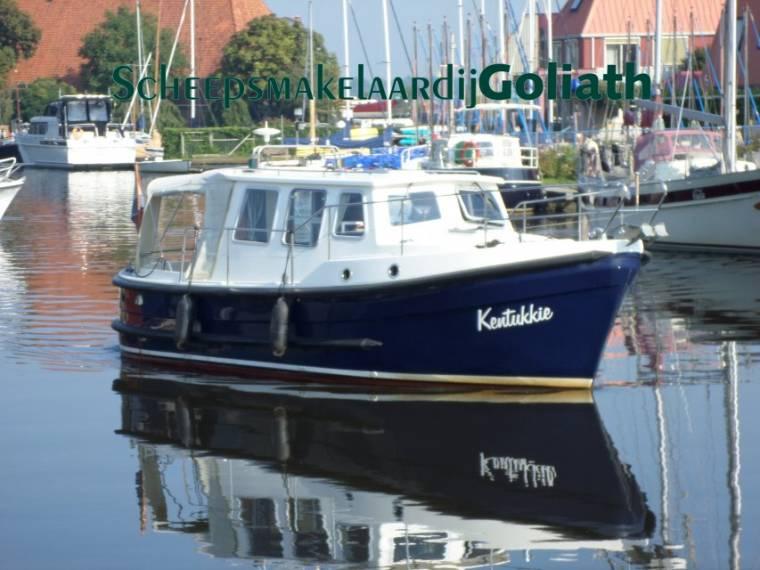 Kent 28 cruiser