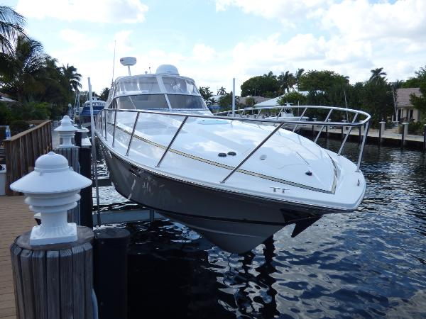 Fountain 48 Sport Cruiser