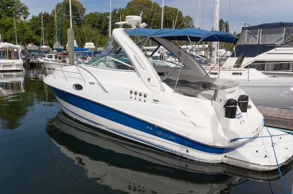 Campion Allante LX 925i Port side profile