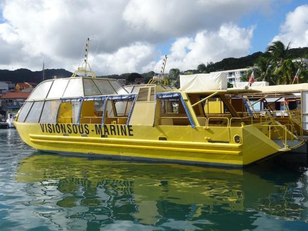 Workboat Vision sous marine